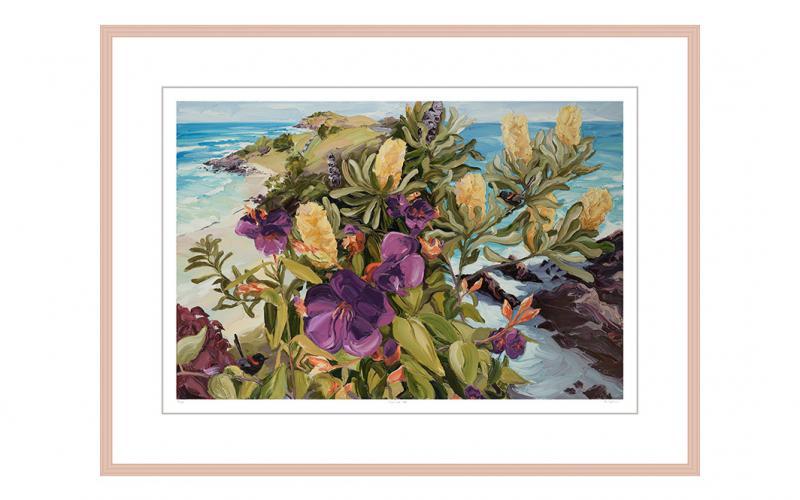 Time and Tide Giclee art print of Original Artwork by Steve Tyerman 21257896