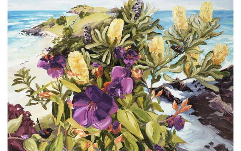 Time and Tide Giclee art print of Original Artwork by Steve Tyerman 153747344