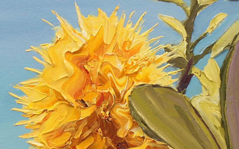 Coastal Banksia Giclee art print of Original Artwork by Steve Tyerman 335230472