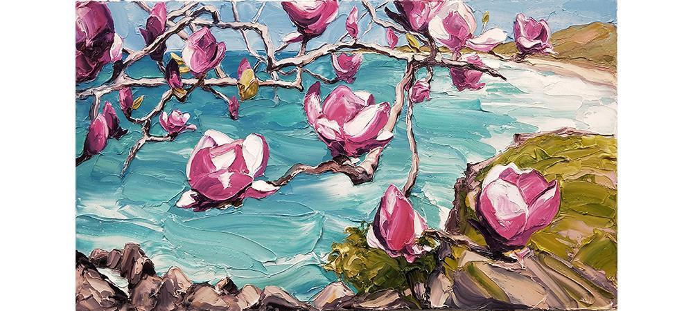Magnolia Bay by Steve Tyerman