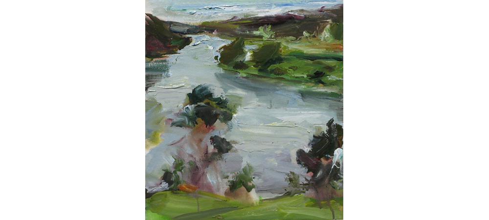Rivers Bend by Steve Tyerman