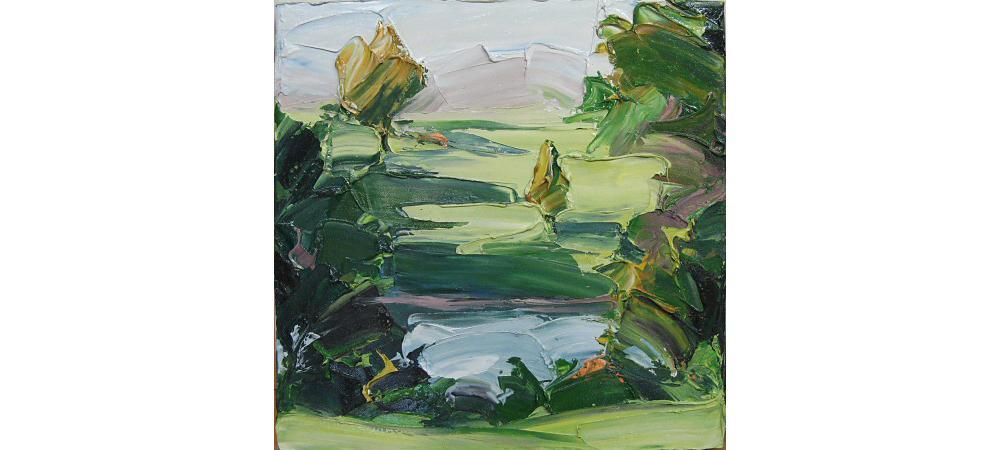 Riversdale Riverbank 1 by Steve Tyerman