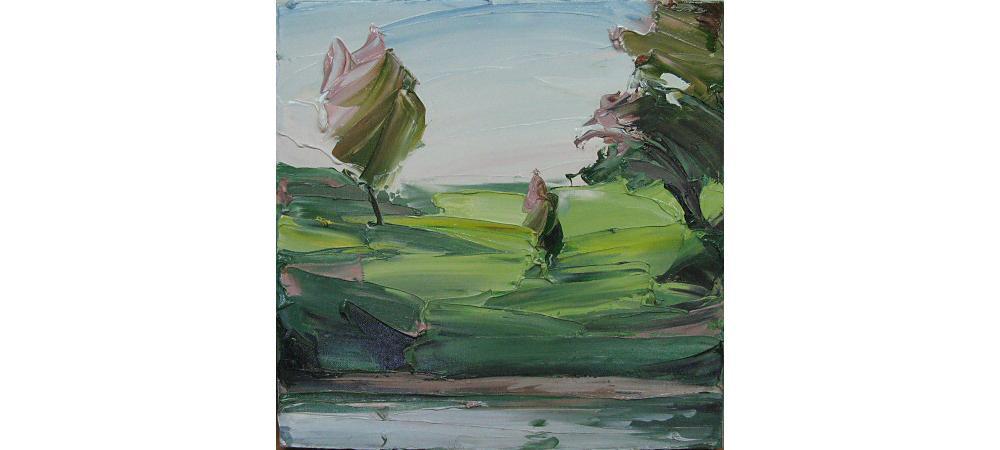 Riversdale Riverbank 2 by Steve Tyerman